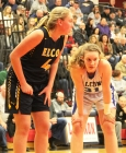 Cedar Crest basketball, Elco basketball 105
