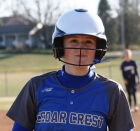 Cedar Crest softball 069