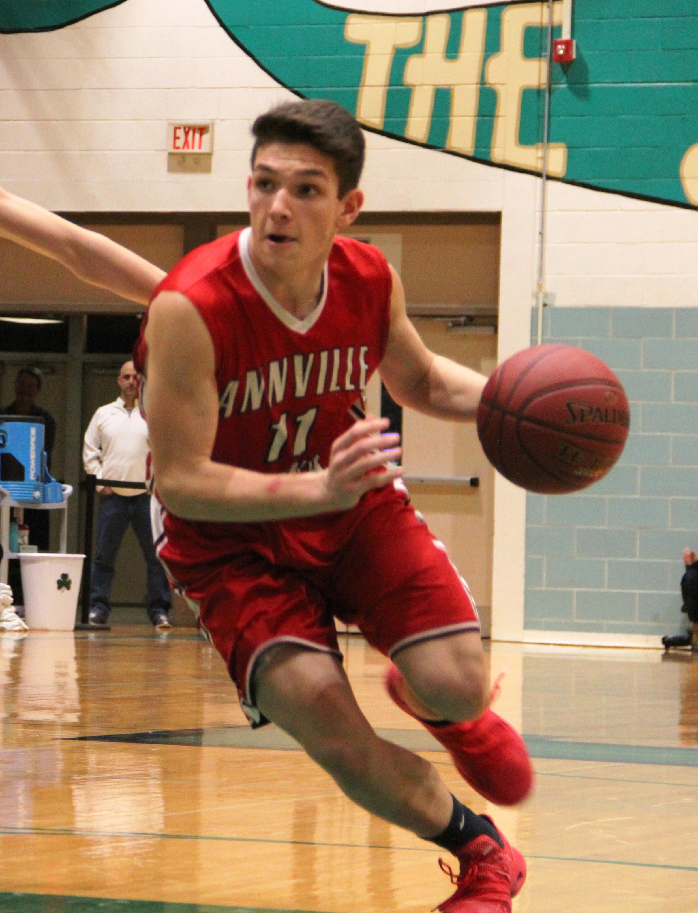 Annville-Cleona Boys' Basketball 051