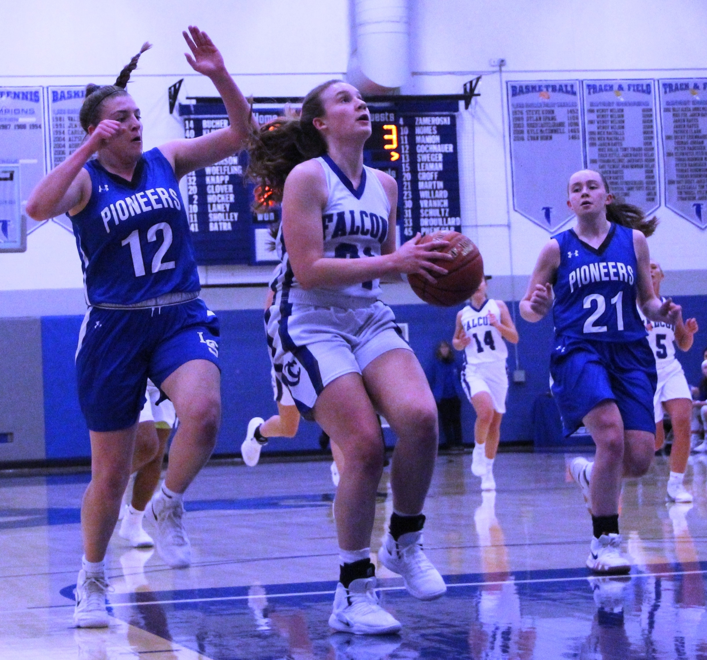 Cedar Crest girls' basketball 015