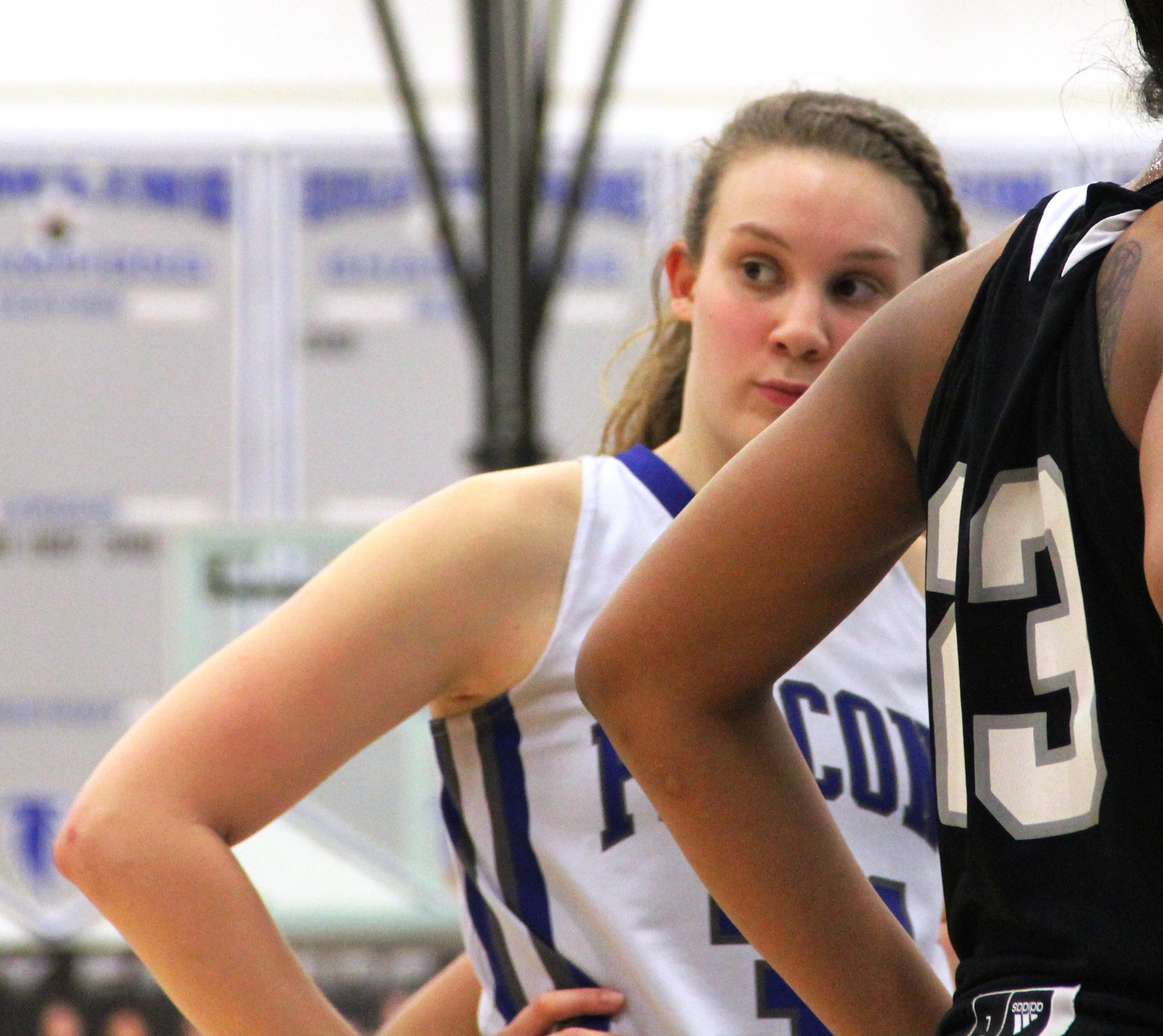 Cedar Crest girls' basketball 047