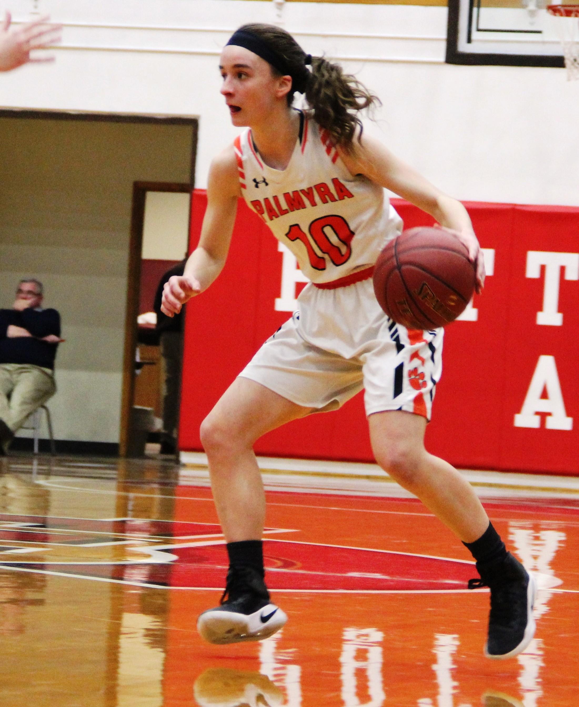 Elco basketball, Palmyra basketball 086