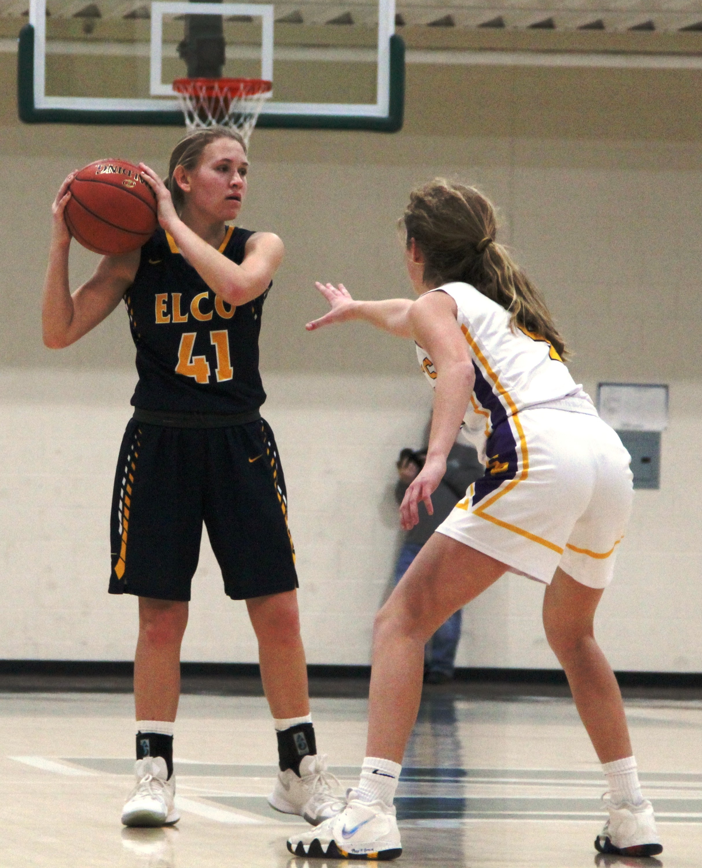 Elco girls' basketball 077