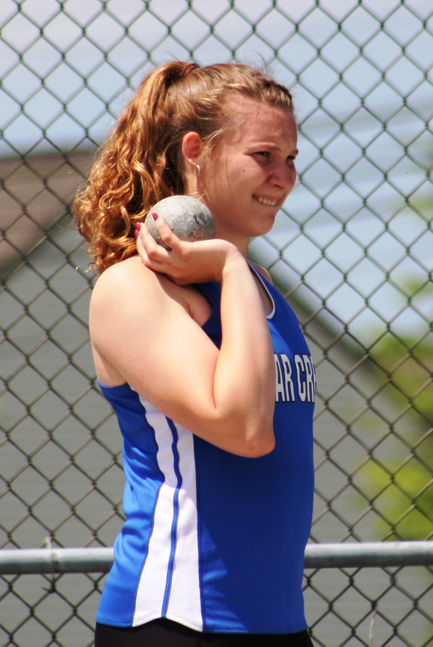 Lancaster-Lebanon League Track and Field Championships 048