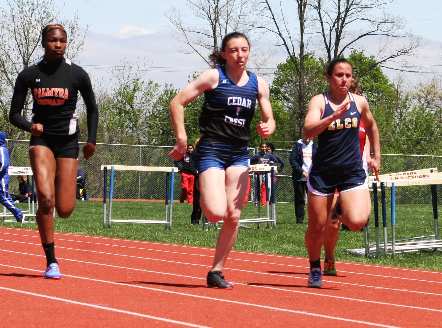 Lebanon County Track and Field Championships 072