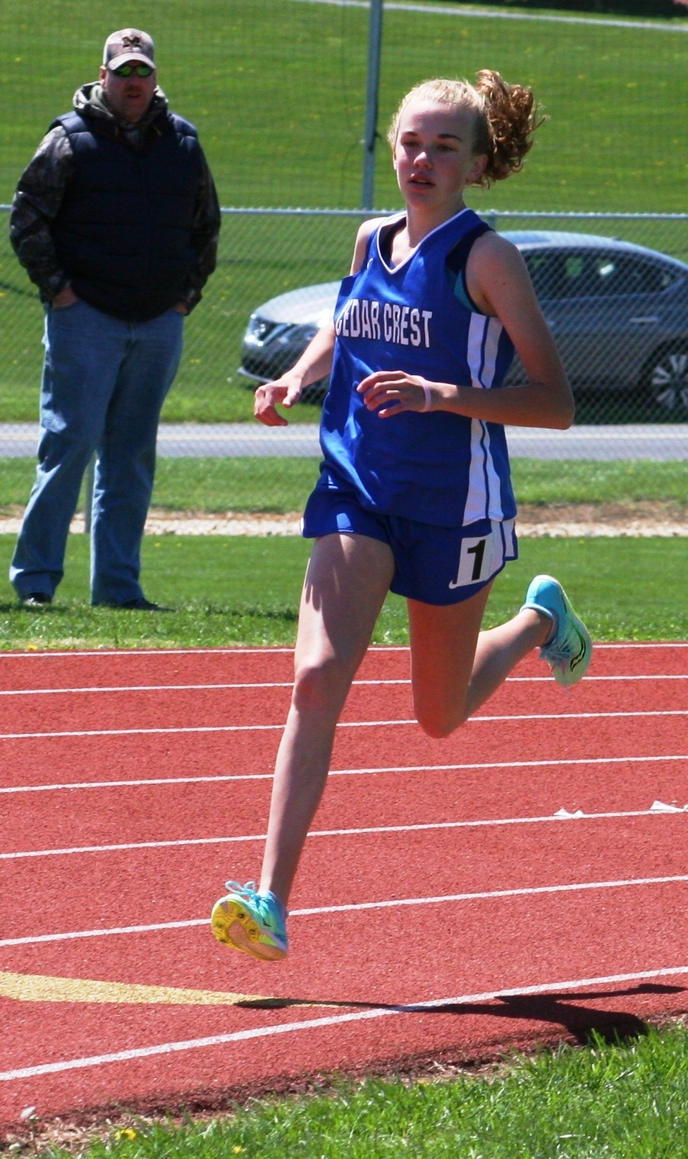 Lebanon County Track and Field Championships 098