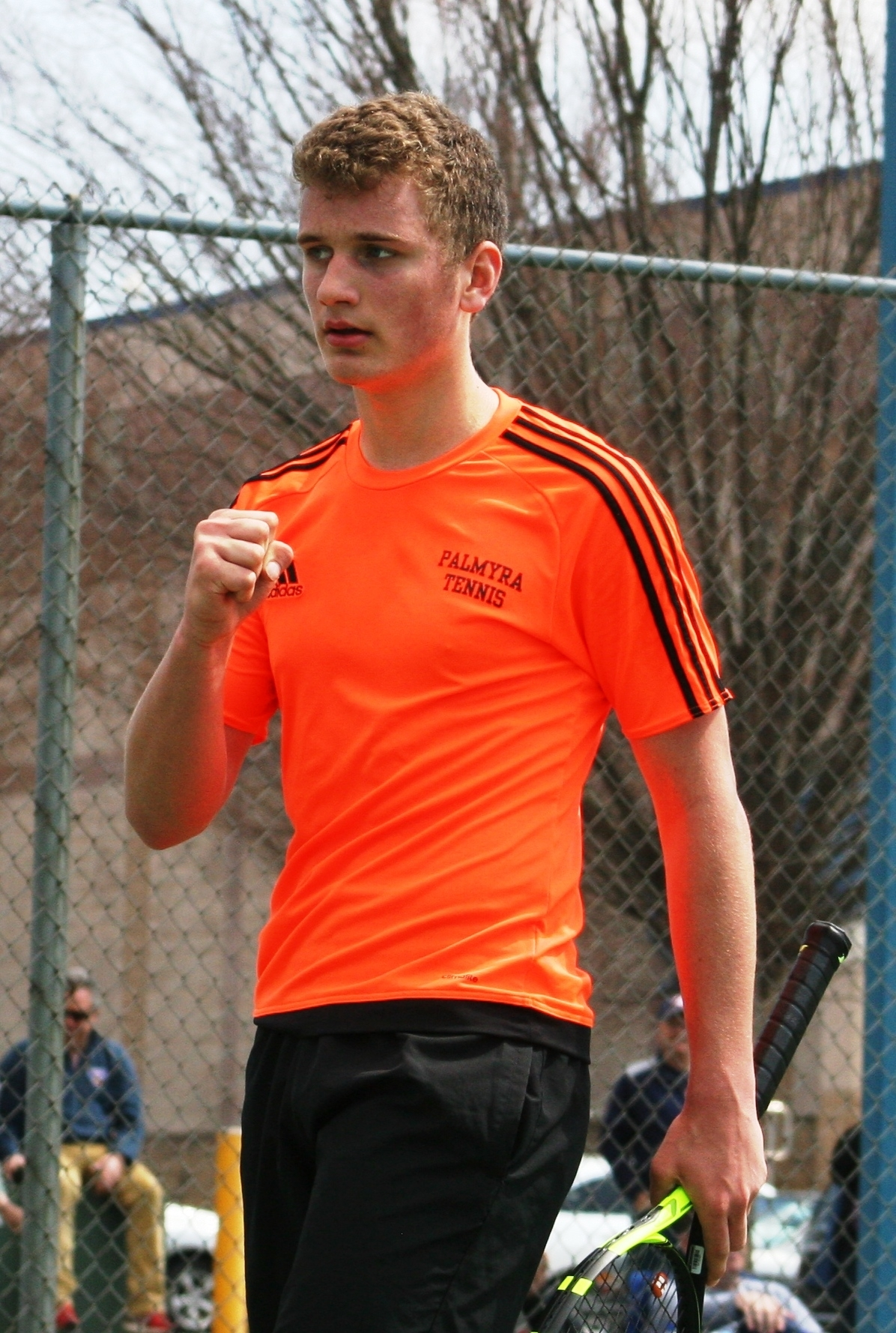 Lebanon County boys' tennis tournament 084