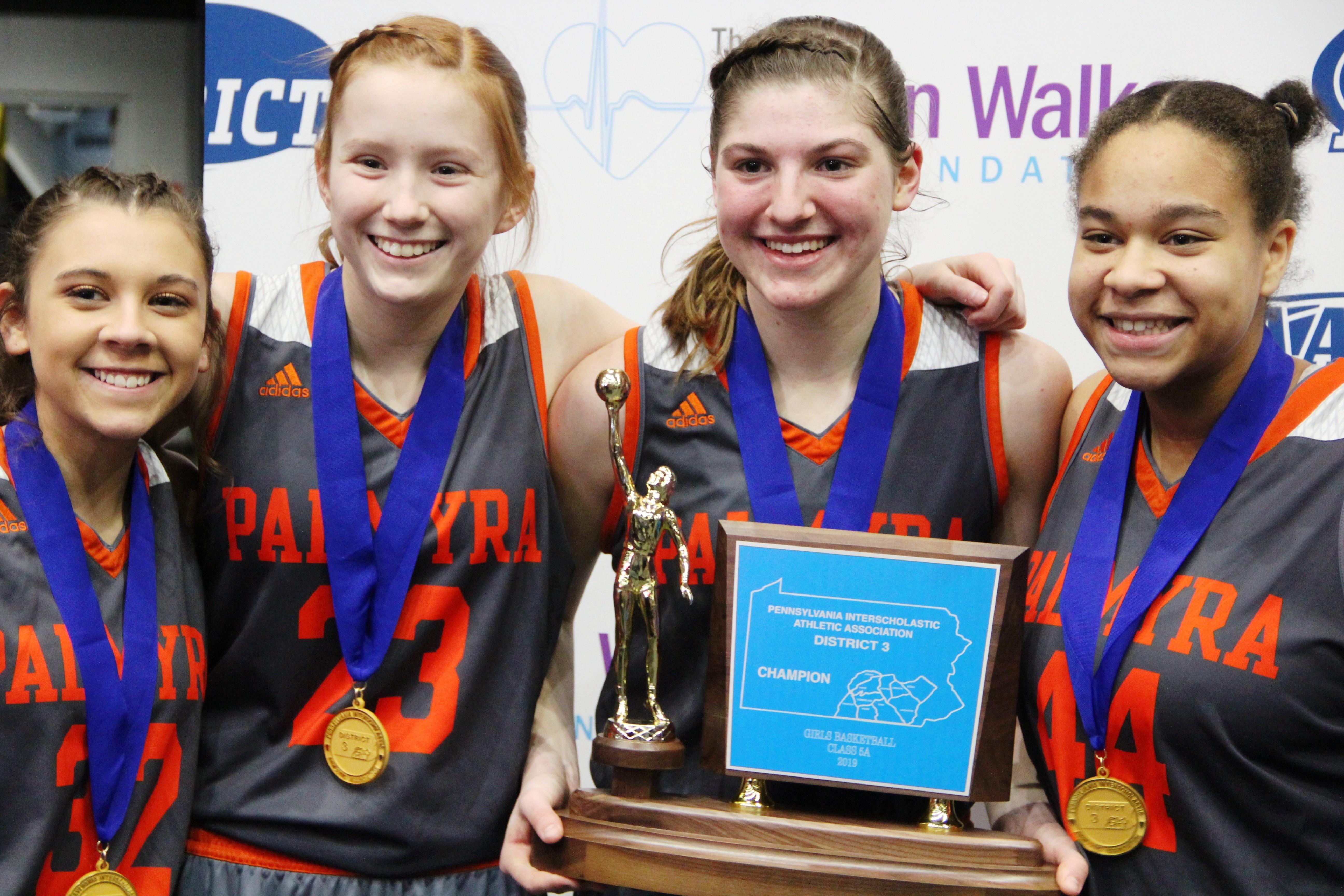 Palmyra Girls' Basketball 064