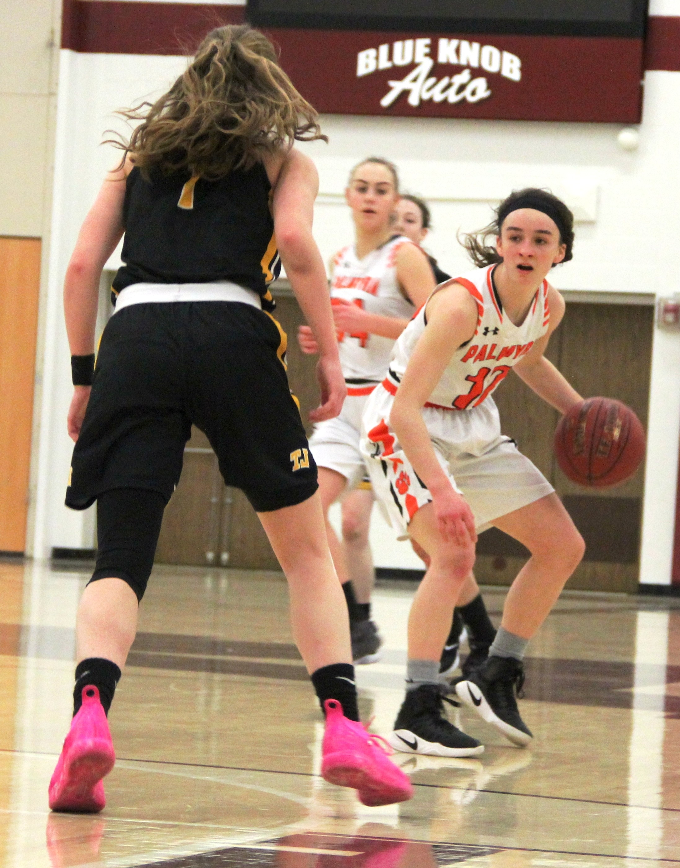 Palmyra girls' basketball 022