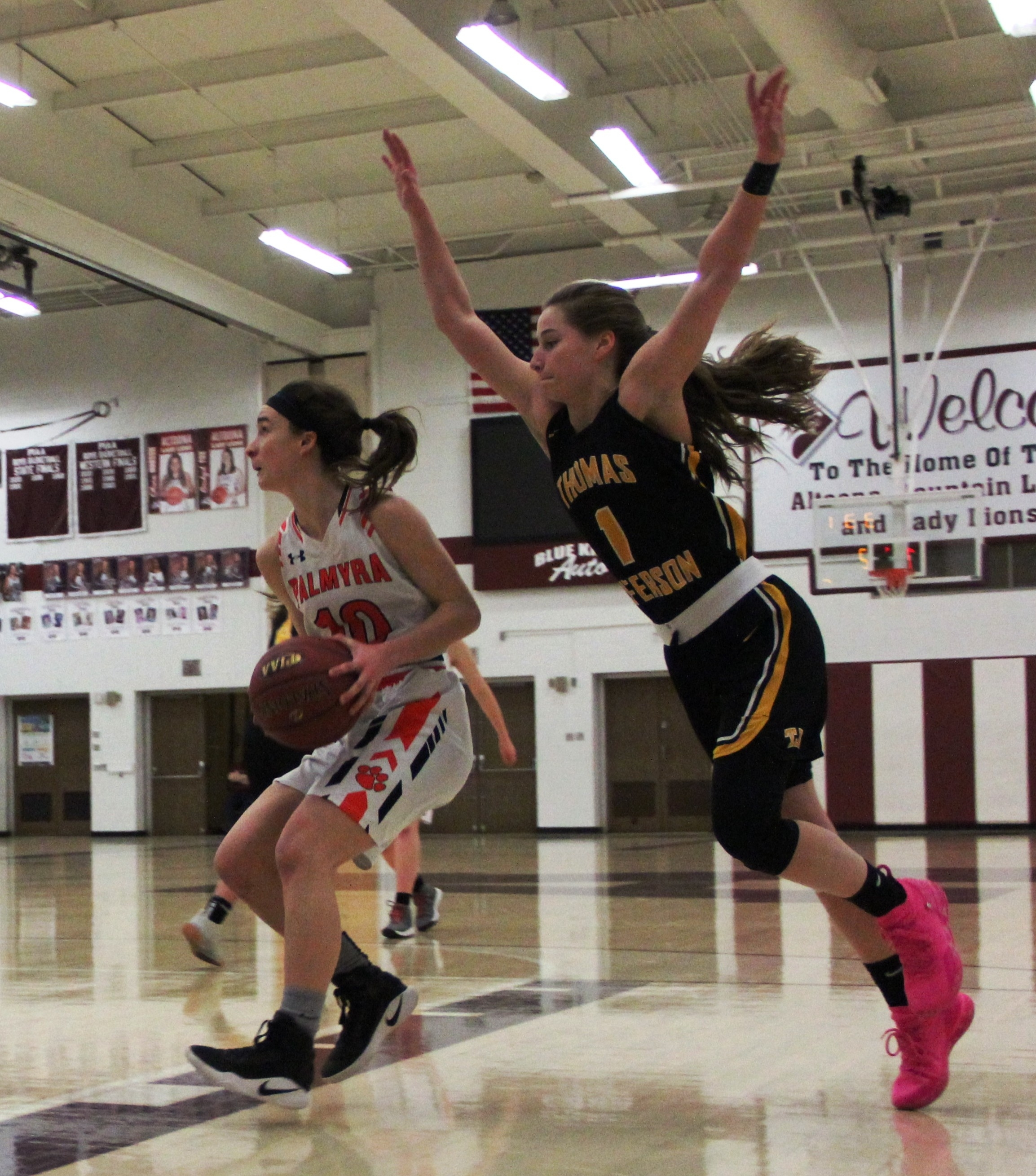 Palmyra girls' basketball 025