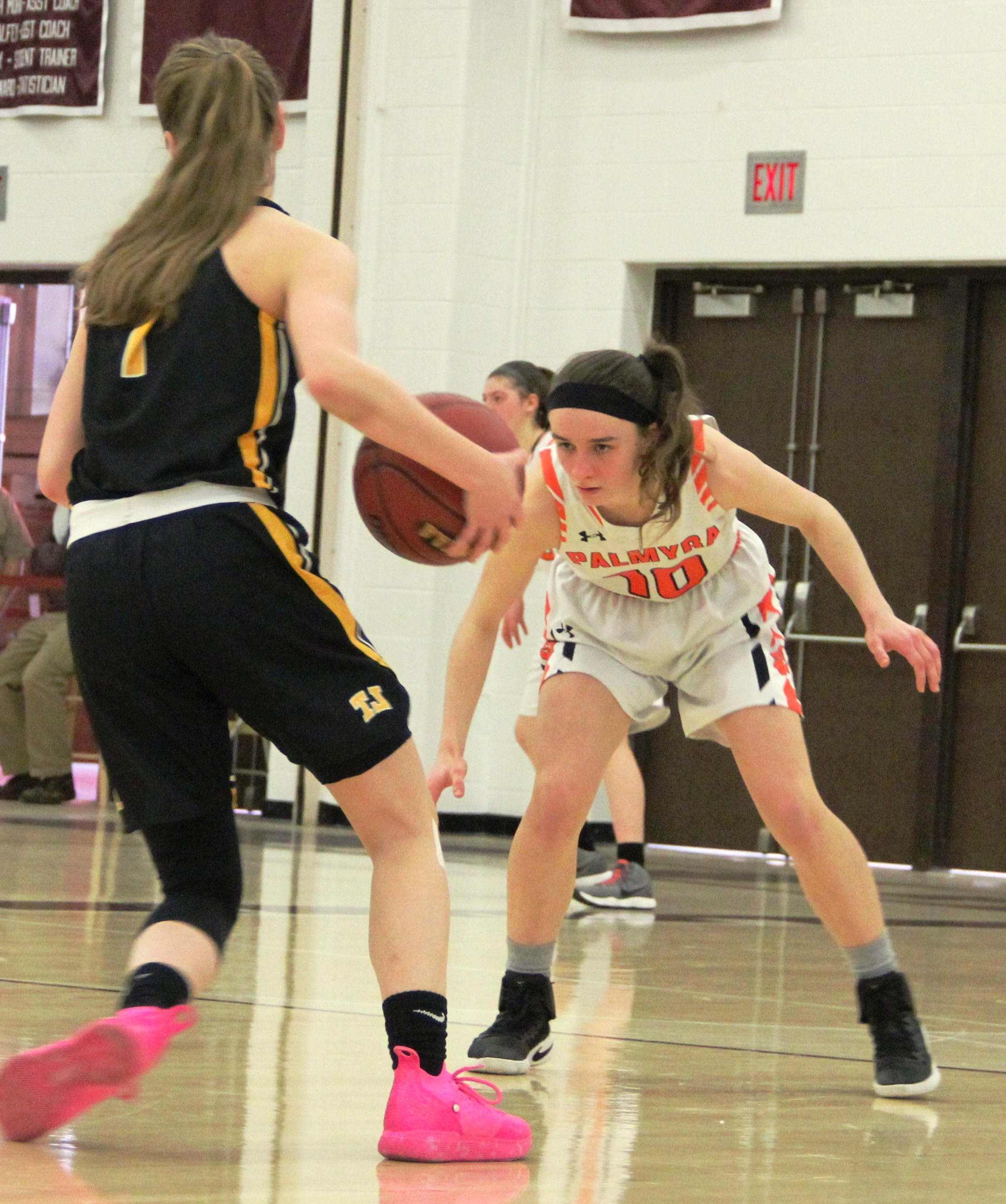 Palmyra girls' basketball 038