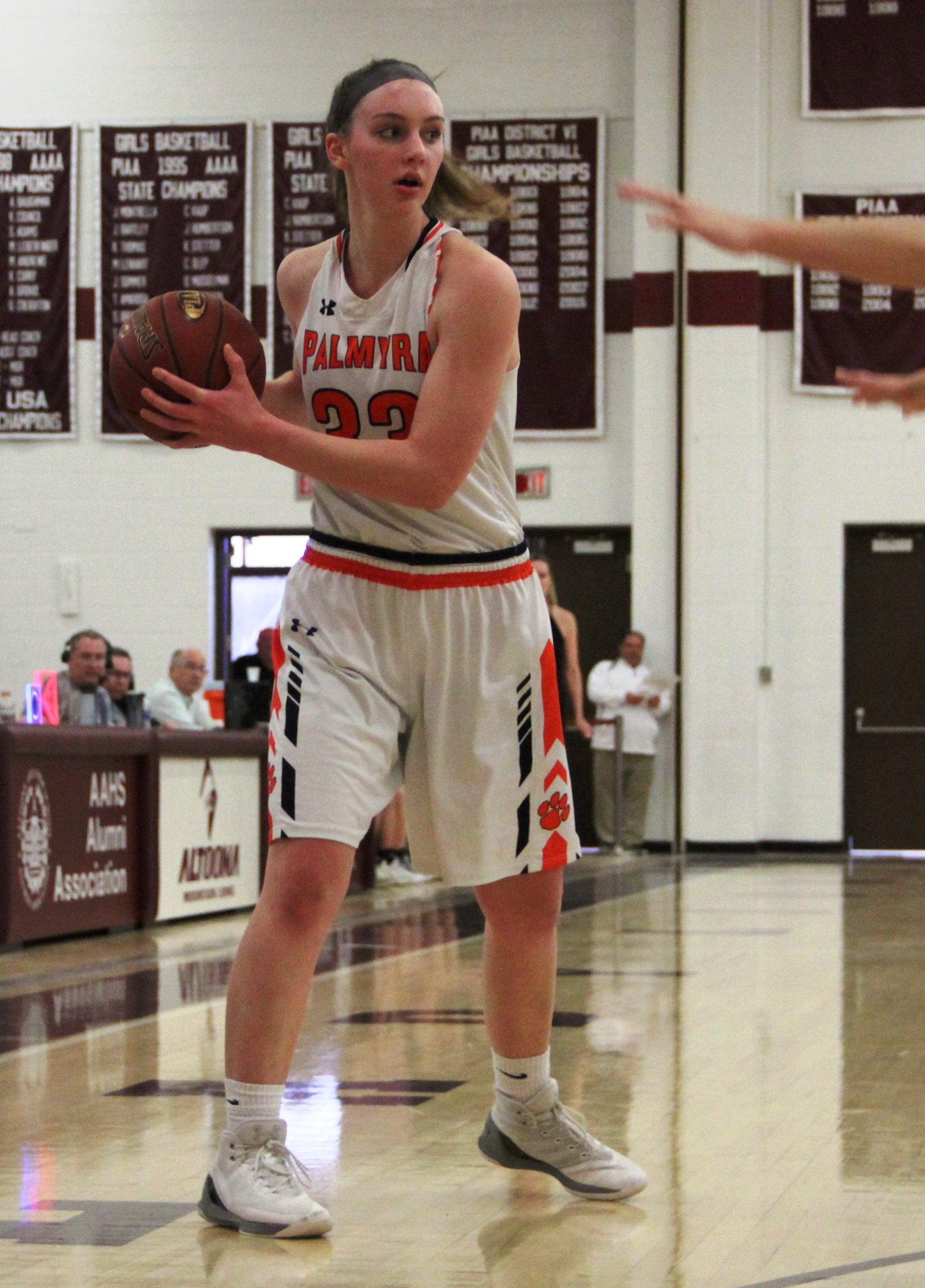 Palmyra girls' basketball 057
