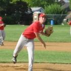 Myerstown hurler Dustin Habecker