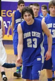Cedar Crest basketball 018