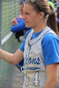 Cedar Crest softball 010