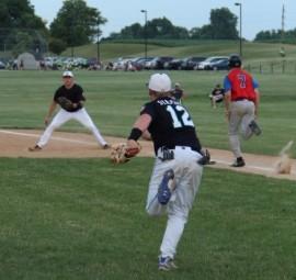 Campbelltown baseball, Fredericksburg baseball 007