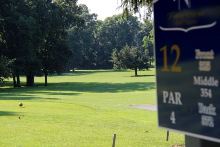 # 3: At Fairview, The Big Dogleg Must Eat