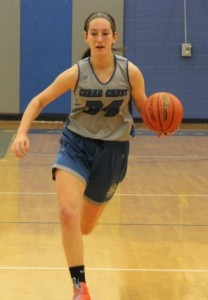 Cedar Crest basketball, Annville-Cleona basketball 015