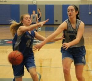 Cedar Crest basketball, Annville-Cleona basketball 019