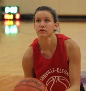 Cedar Crest basketball, Annville-Cleona basketball 054