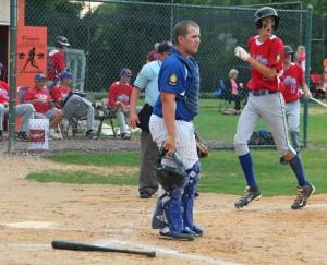Annville baseball, Campbelltown baseball 010