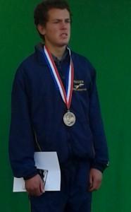 Jared Medal 15