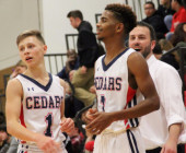 Cedars Represent, Defend Honor of Lebanon High School