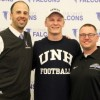 Evan Horn Selects Football, New Hampshire University
