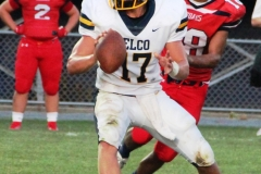 Elco at Lebanon football 045