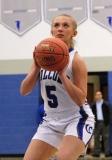 Cedar Crest girls' basketball 046