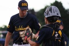 Richland at Fifth Ward baseball 011
