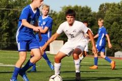Elco at Cedar Crest soccer 034