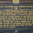 Commemorating one of the greatest accomplishments in sports history