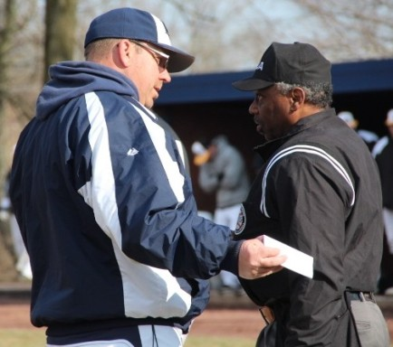 Evans' Continuing Mission is to Change LVC's Baseball Climate