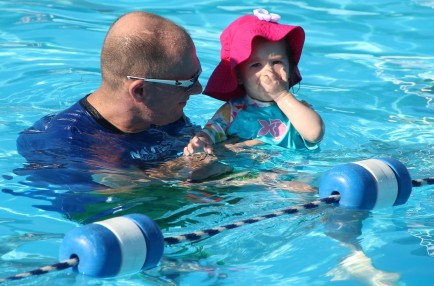 There's Something in the Annville-Cleona Pool's Water