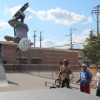 YMCA Skate Park: Where Rare-Air Flair is Only Care