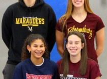Lebanon County's Division Two Hoop Crew