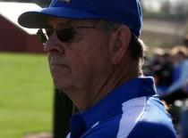 Spittle's the Only Senior on Green Viking Softball Squad