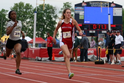 Hess Caps Colossal Career with State Silver, Bronze