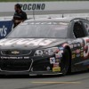 At Pocono, Bobby Gerhart Can't Get off the Trailer