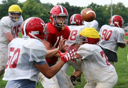 Fostering Positive Atmosphere, Annville-Cleona Seeks to Grow Quickly