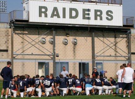 Before They Can Become a Village, Raiders Must First Be Warriors