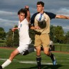 Falcons Best Raiders in Renewal of County's Best Soccer Rivalry
