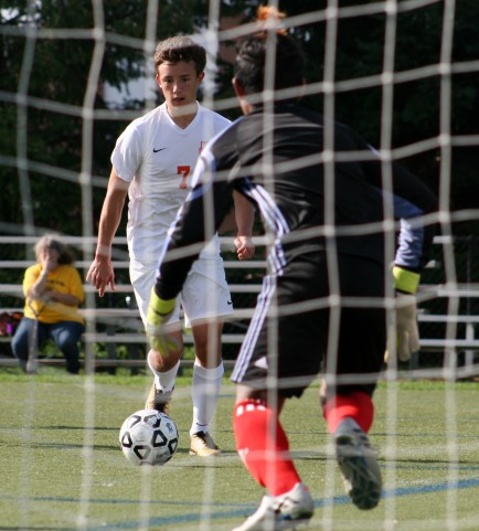 Palmyra's Goals Have Very Little to do with Nets, Shots or Scoreboards