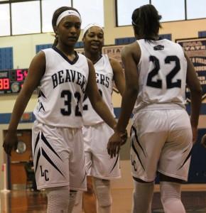 Lebanon Catholic girls' basketball 070