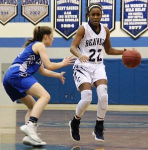 Lebanon Catholic girls' basketball 071