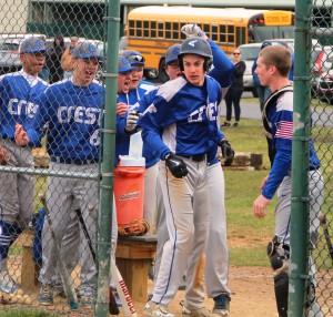 Cedar Crest baseball, Palmyra baseball 010