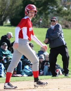 Elco softball, Annville-Cleona softball 036