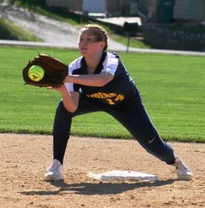 Elco softball, Annville-Cleona softball 041