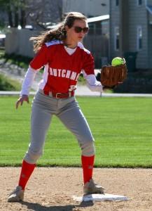 Elco softball, Annville-Cleona softball 051